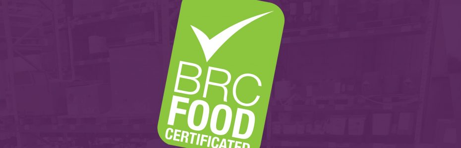 Create Flavours celebrate success with another BRC Grade A award