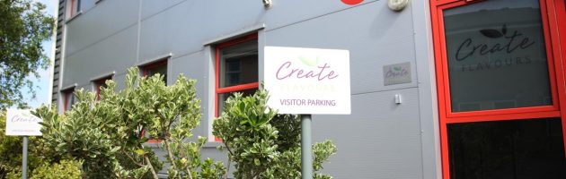 The Create Flavours team secure BRC Grade A status for another year