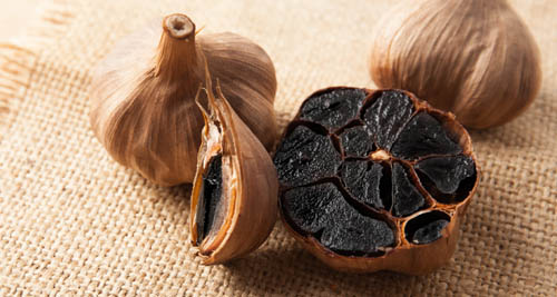 JUNE: Black Garlic